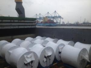 drogen gevoelige lading cargo schip