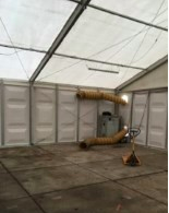 Tent conditioneren