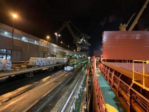 conditioneren tijdens vervoer of verwerken van staal