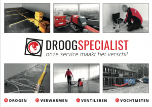 folder industrie Droogspecialist