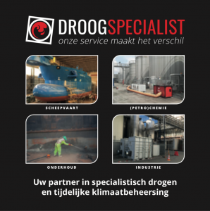 downloads brochure industrie Droogspecialist